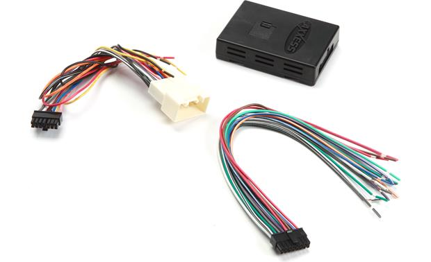 Axxess TYTO-01 Wiring Interface Front