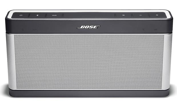 Bose&reg; SoundLink&reg; <em>Bluetooth&reg;</em> speaker III Front