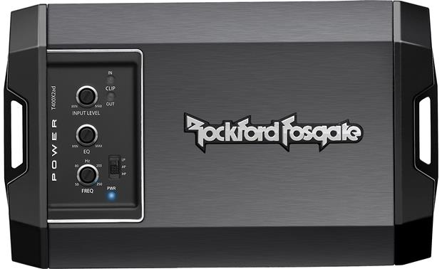 Rockford Fosgate Power T400X2ad Front
