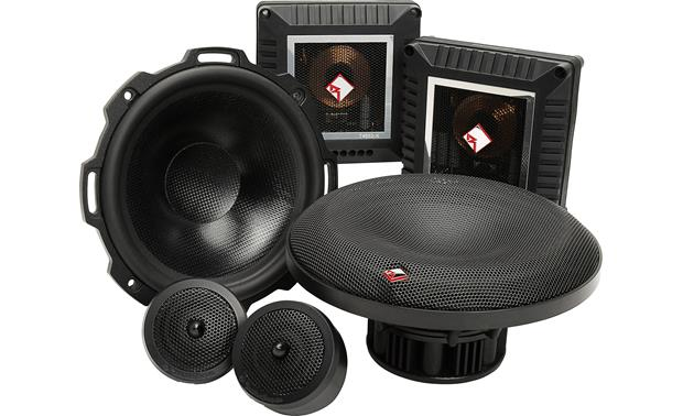 Rockford Fosgate T-4652-S Front