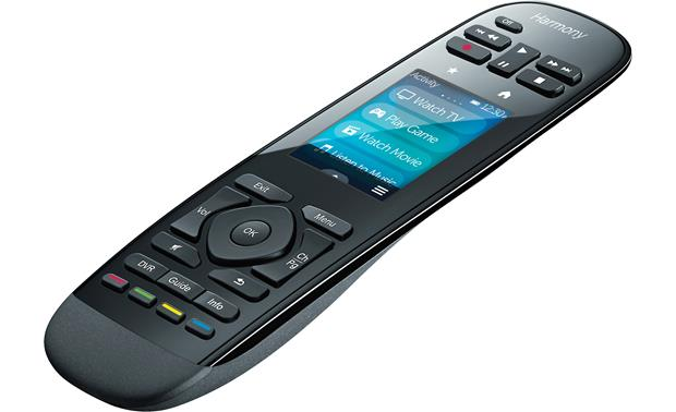 Logitech® Harmony® Ultimate One Remote detail