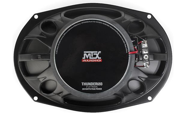 MTX Thunder693 Back