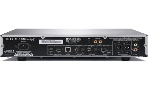 Cambridge Audio CXN Back