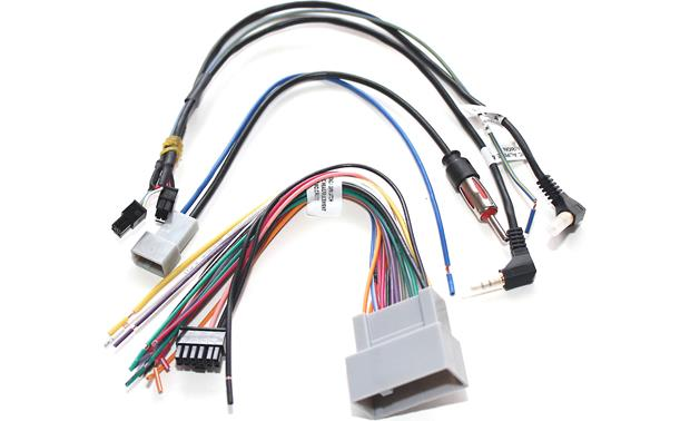 Crux SWRHN-62L Wiring Interface Front