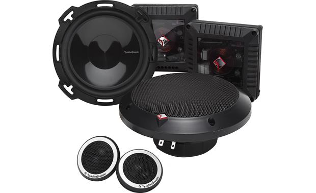 Rockford Fosgate T16-S Front
