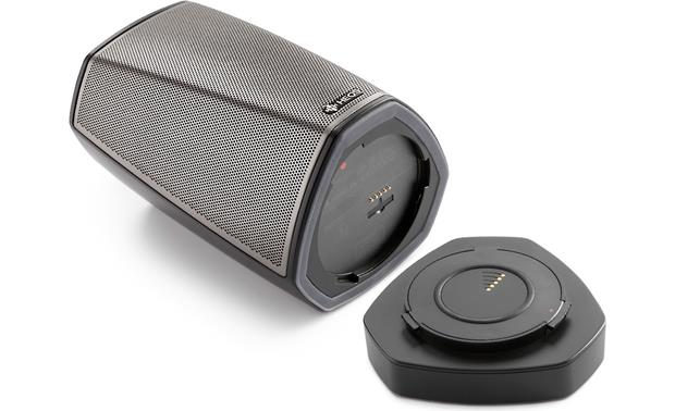 Denon Go Pack for HEOS 1 Speaker Black - connection detail (HEOS 1 not included)