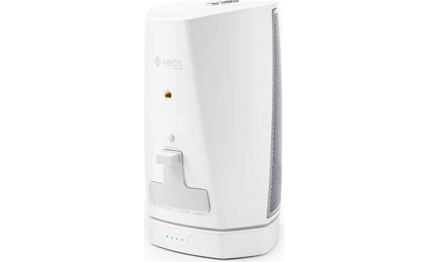 Denon Go Pack for HEOS 1 Speaker White - Battery pack and connector cover attached (HEOS 1 speaker not included)