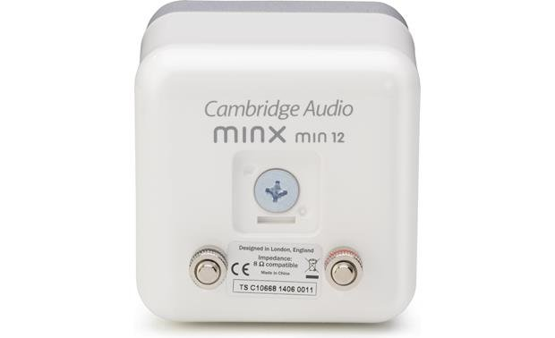 Cambridge Audio Minx Min 12 Back