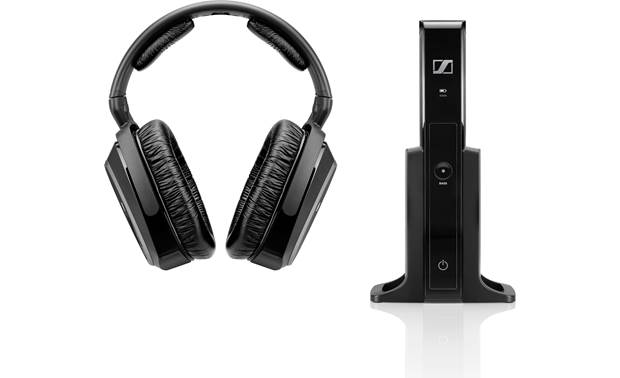 Sennheiser RS 165 Headphones and transmitter