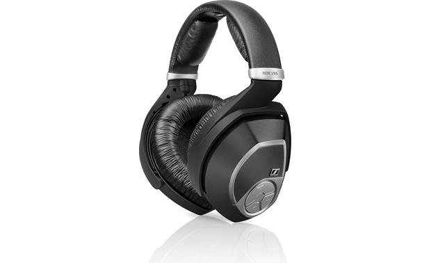 Sennheiser RS 195 Wireless headphone with selectable listening modes and hearing boosts