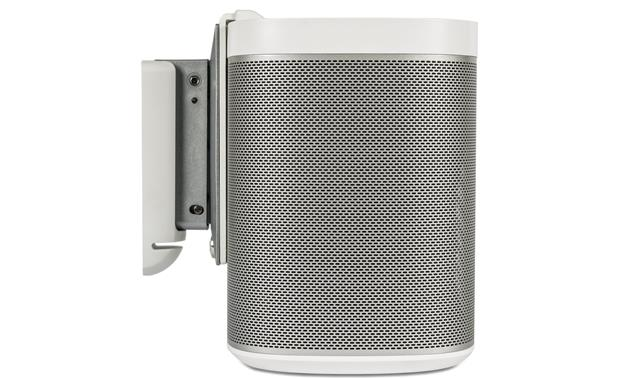 Flexson Wall Mount for Sonos PLAY:1 Shown with Sonos PLAY:1 (not included)