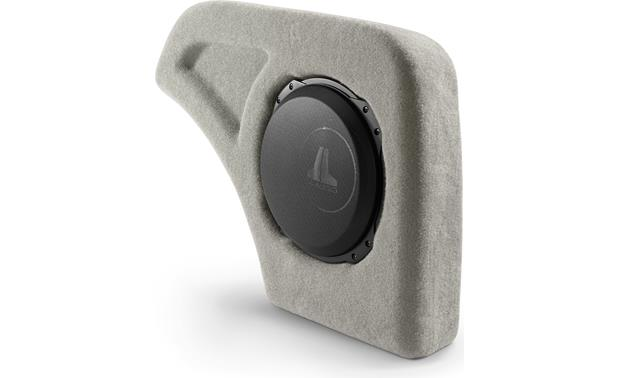 JL Audio Stealthbox® Gray model shown