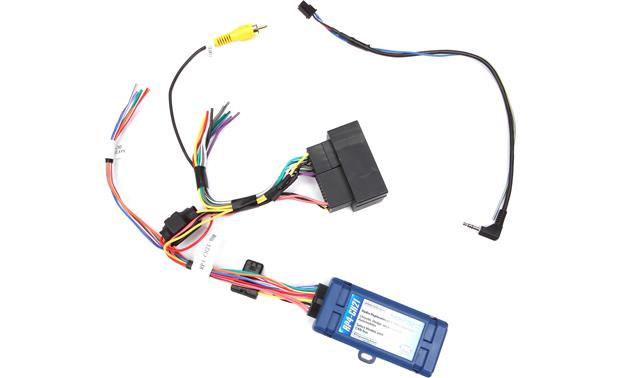 PAC RP4-CH21 Wiring Interface Front