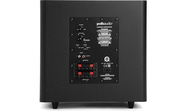 Polk Audio PSW110 Back