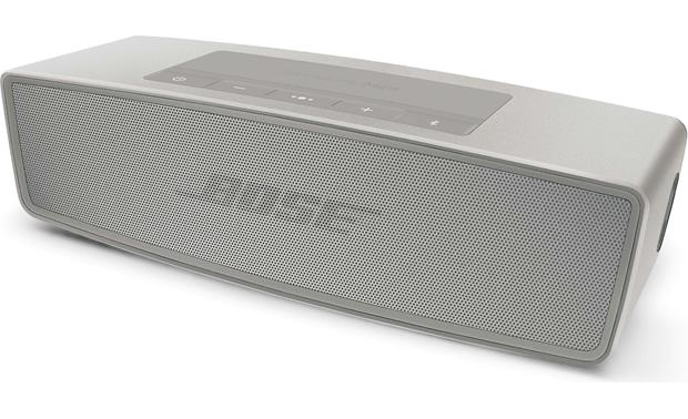 Bose Soundlink Mini Bluetooth Speaker Ii Pearl At Crutchfield