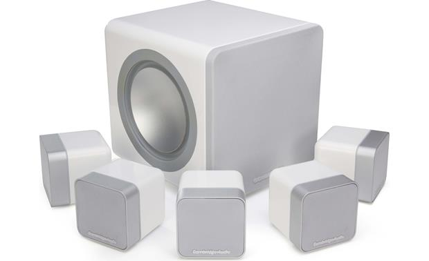 Cambridge Audio Minx S215-V3 White