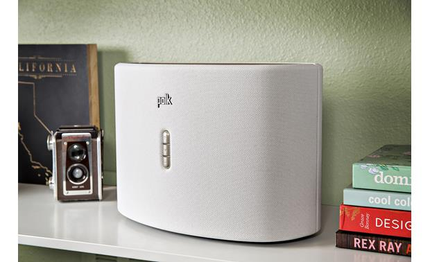 Polk Audio Omni S6 White - great for the den