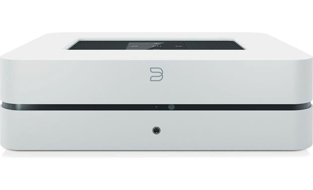 Bluesound PowerNode 2 White -front