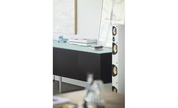 Bluesound Vault 2 White (speaker not included)