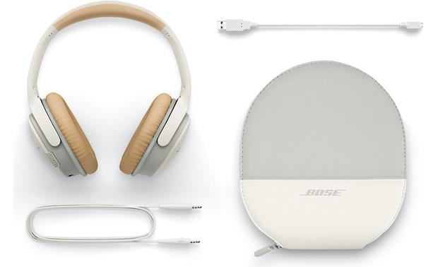 Bose® SoundLink® around-ear wireless headphones II With included accessories