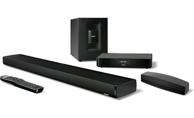 63a20c6fbaf7 Bose® SoundTouch® 130 home theatre system at Crutchfield Canada