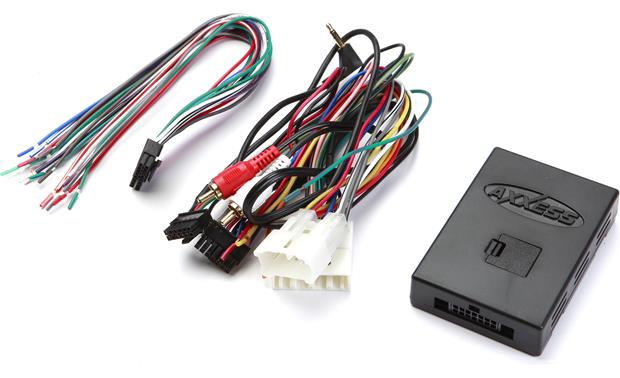 Axxess TYTO-02 Wiring Interface Front
