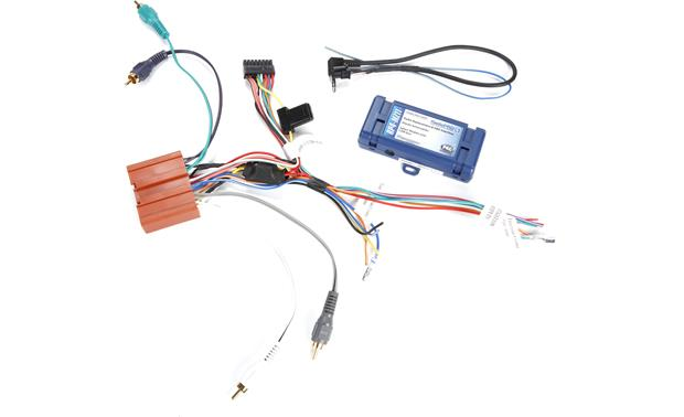 PAC RP4-MZ11 Wiring Interface Front