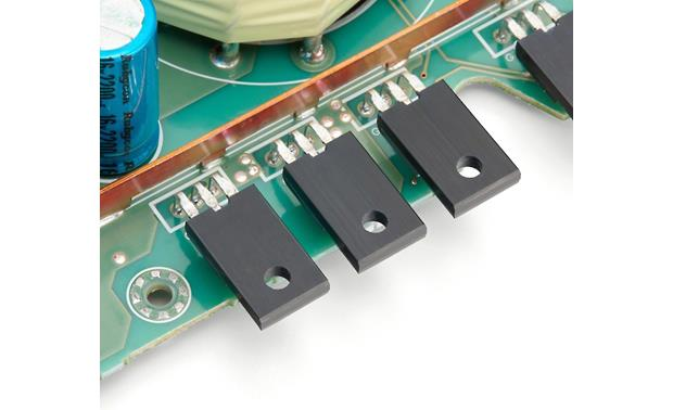 Sony XM-GS4 High-current transistors