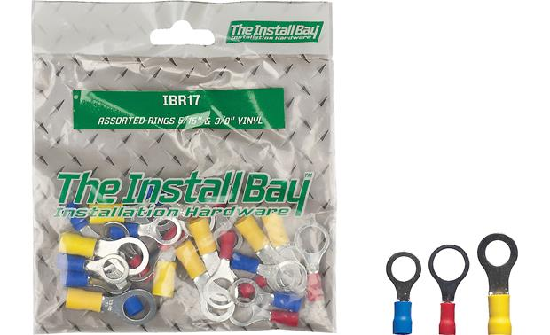 Install Bay IBR17 Package Front