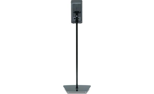 Flexson Floor Stand Black - bracket set vertically (Sonos PLAY:3 not included)