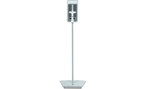 Flexson Floor Stand White - back view (Sonos PLAY:3 not included)