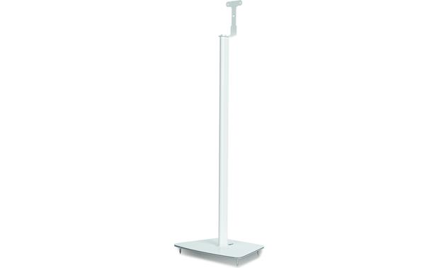 Flexson Floor Stand White - bracket set vertically