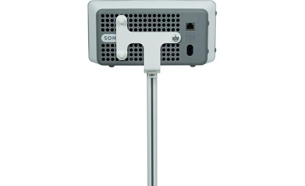 Flexson Floor Stand White - bracket set horizontally (Sonos PLAY:3 not included)