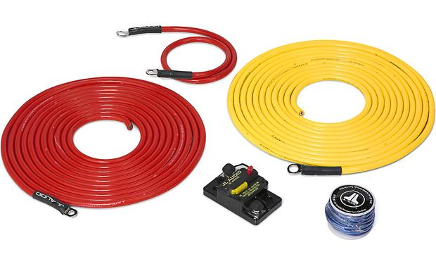 jl audio marine amp wiring kit 20 feet 6 gauge amplifier wiring rh crutchfield ca