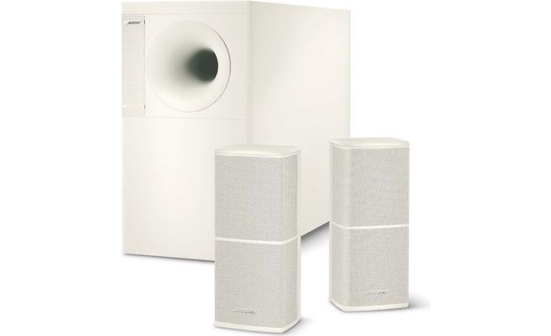 Bose® Acoustimass® 5 Series V speaker system White