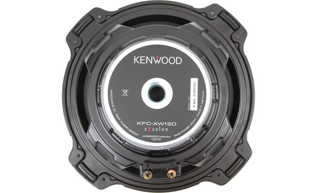Kenwood KFC-XW120 Back