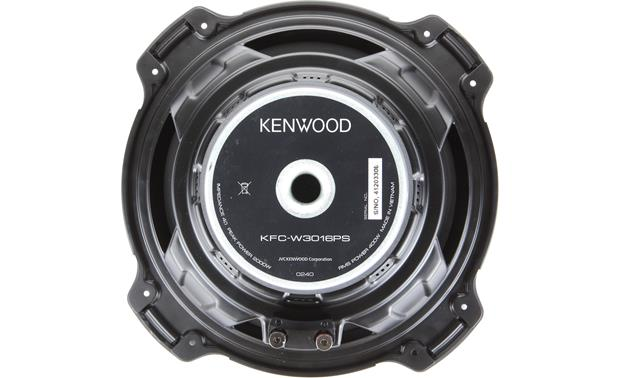 Kenwood KFC-W3016PS Back
