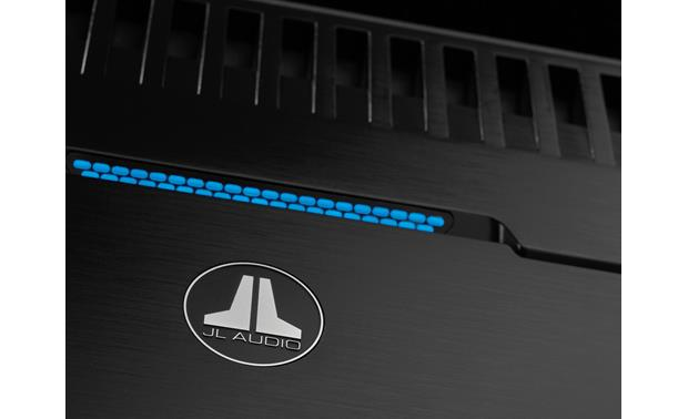 JL Audio RD1000/1 Cool blue accent lighting