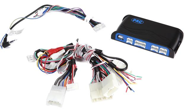 PAC RP4.2-TY11 Wiring Interface Other