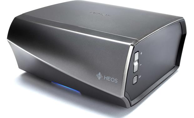 Denon HEOS Link Connects to your existing receiver or amp and adds wireless music.