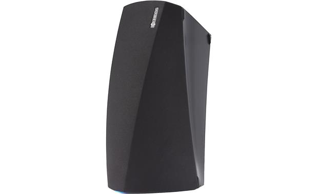 Denon HEOS 3 Stands up vertically or lays horizontally