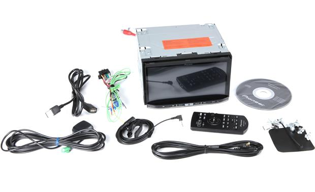 Pioneer AVIC-8201NEX Package Other
