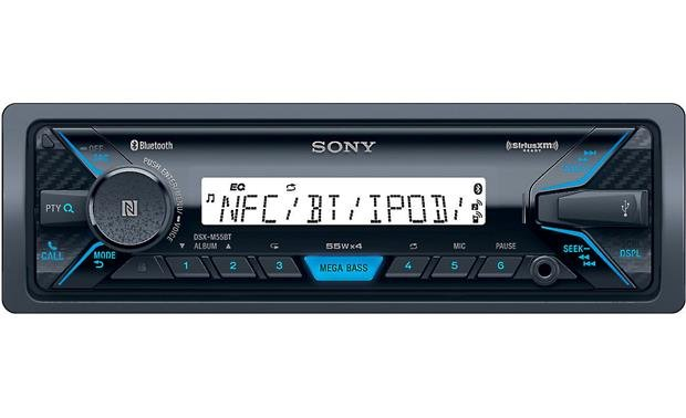Sony DSX-M55BT digital media receiver
