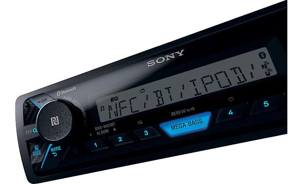 Sony DSX-M5511BT Sony Mega Bass