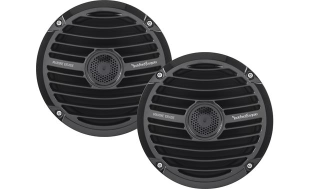 Rockford Fosgate YXZ-STAGE3 Rockford Fosgate RM1652 marine speakers