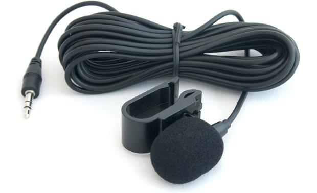 USA Spec MIC45 Place the Bluetooth microphone on your dash or on your visor
