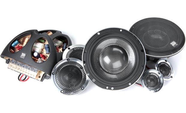 Morel 38 Limited Edition Morel component speakers are handmade from superior materials