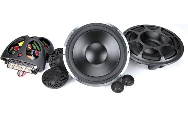 Morel Elate Titanium 903 Morel component speakers are handmade from superior materials
