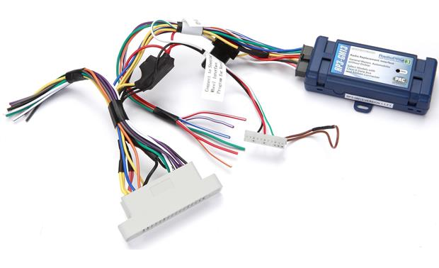 PAC RP3-GM13 Wiring Interface