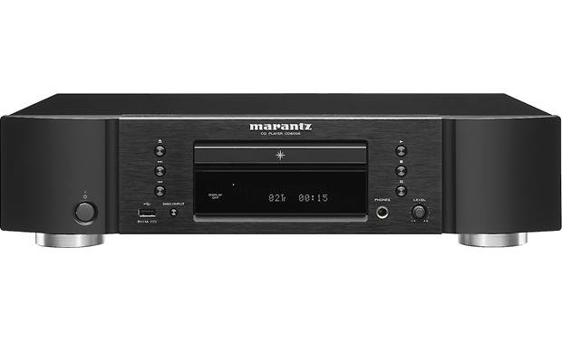 Marantz CD6006 Front, straight-on